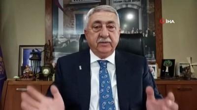 """kazanci -  TESK Başkanı Palandöken: 'Perakende sektörünü düzenleyen yasa zaman kaybedilmeden çıkarılmalıdır"""""""