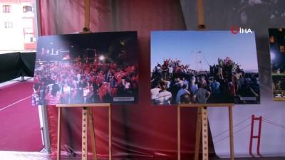 tiyatro -  Bahçelievler'de 'Adım Adım 15 Temmuz Sergisi' açıldı