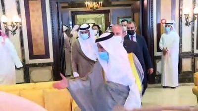 atmosfer -  - TBMM Başkanı Şentop, Kuveyt Başbakanı Es-Sabah ile görüştü