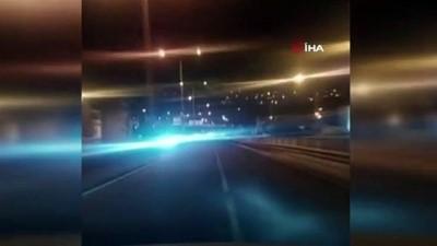 16 yaşındaki genç kıza çarpma anında canlı yayın yapıyormuş...Feci kaza kamerada