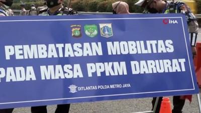 cokme -  - Endonezya'da günlük vaka sayısında rekor - Lapor: 'En az 453 kişi karantinada öldü' Videosu