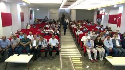 genel kurul -  Kilis Kent Konseyi Başkanlığına Fazlıağaoğlu seçildi