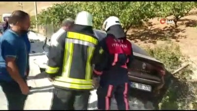 112 acil servis -  Siirt'te iki araç kafa kafaya çarpıştı: 4 yaralı