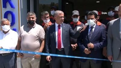 egitim merkezi -  Üsküdar'da Afet Koordinasyon Merkezi açıldı