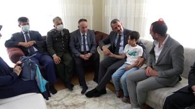 darbe girisimi -  Bacağında şarapnel parçası ile yaşayan 15 Temmuz gazisi Semerci: 'O gün ölüm korkusu hiç kimsede yoktu'