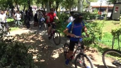 bisiklet turu - Diyarbakır'da 15 Temmuz Demokrasi ve Milli Birlik Günü etkinlikleri