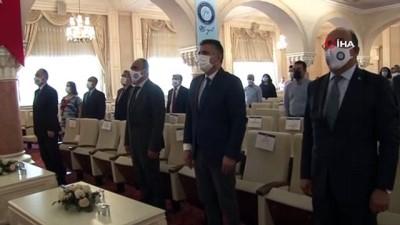 darbe girisimi -  Gazi Üniversitesi'nde 15 Temmuz Şehitleri'ni anma töreni düzenlendi