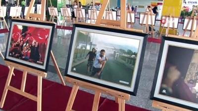 darbe girisimi -  Jandarma'nın 15 Temmuz Demokrasi ve Milli Birlik Günü Anma temalı fotoğraf sergisi