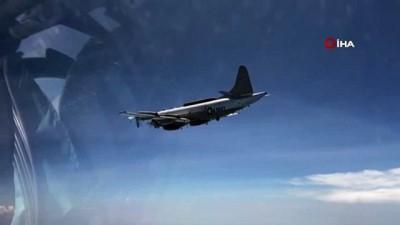 - Rusya, Karadeniz üzerinde uçuş yapan ABD keşif uçağını uzaklaştırdı