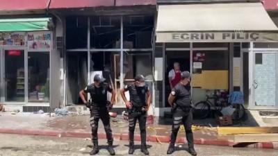 MERSİN - Bir mobilya atölyesinde çıkan yangında 2 kişi yaşamını yitirdi