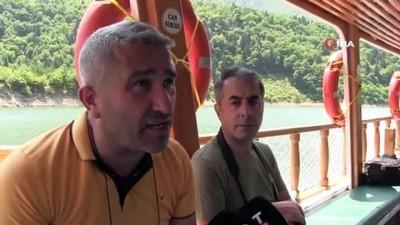 eziler -  Baraj gölleri turizme kazandırılıyor