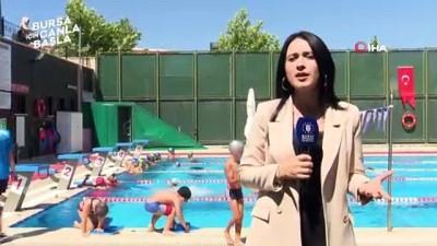 masa tenisi - Havuzlar spor okuluyla şenlendi