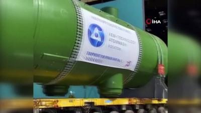 atmosfer -  Akkuyu NGS'nin ikinci güç ünitesinde yer alacak buhar jeneratörü üretildi
