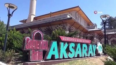 cennet -  Aksaray'da mezarlıklarda bayram ziyareti yoğunluğu