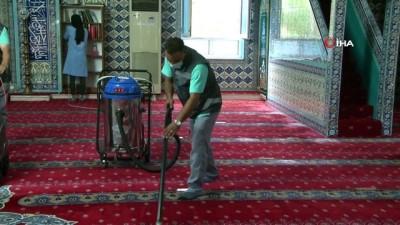 osmanpasa -  Gaziosmanpaşa'da camiler Kurban Bayramı'na hazır