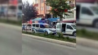 Amasya'da 2 kişi arasında çıkan tartışma kanlı bitti: 1'i polis 2 kişi yaralandı