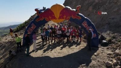 Erciyes Ultra Dağ Maratonu başladı