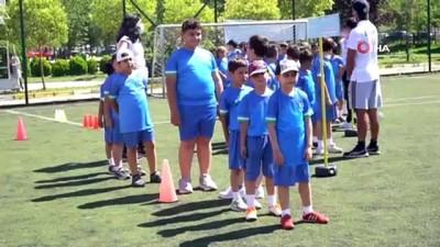masa tenisi -  - Eyüpsultan'da yaz spor okulları başladı