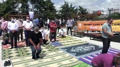 osmanpasa -  Gaziosmanpaşa kentsel dönüşümle bir camiye daha kavuştu