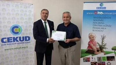 saglik sektoru -  Türkiye Hastanesi'ne yeşil dostu hastane ünvanı verildi
