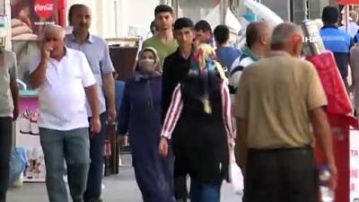 golgeli -  Diyarbakırlılar bayram sabahı Sur ilçesine akın etti