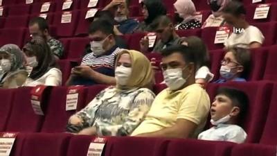 iletisim -  - Şafak Vakti filmi Gazianteplilerle buluştu Videosu
