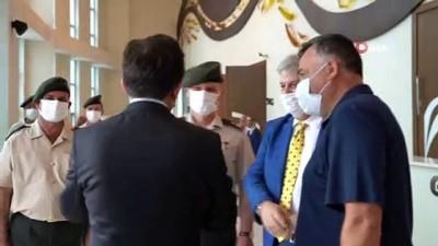 siyasi parti -  Tuzla'da gelenekselleşen bayramlaşma töreni gerçekleştirildi