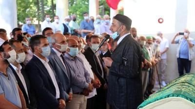 kiz kardes -  Eski damadı tarafından öldürülen federasyon başkanı son yolculuğuna uğurlandı