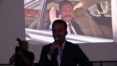 siyasi parti -  Vali Bilal Şentürk, Bilecik'e veda etti