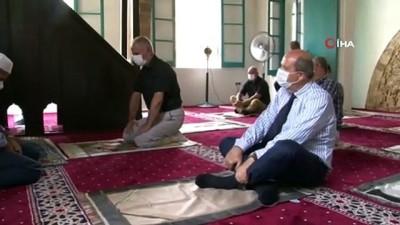 restorasyon -  - Kapalı Maraş'taki Bilal Ağa Mescidinde 47 yıl sonra ilk cuma namazı