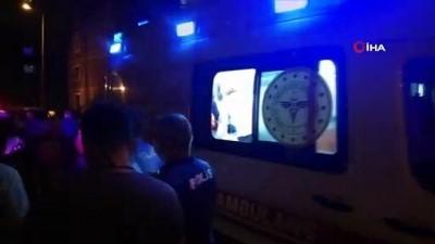 bicakli kavga -  Adana'da silahlı ve bıçaklı kavga: 1'i ağır, 4 yaralı
