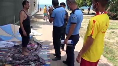 cocuk parki -  Bursa sahillerinde usulsüz işgale geçit yok