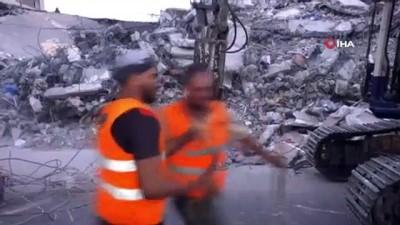 dolar -  - İsrail'in saldırısında Gazze'de yıkılan evlerin enkazının yüzde 80'i kaldırıldı