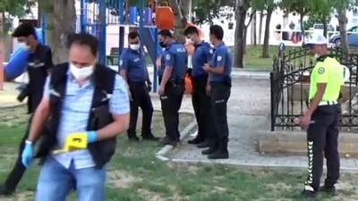 cocuk parki -  Karaman'da komşu kavgası: 1 ölü, 6 yaralı