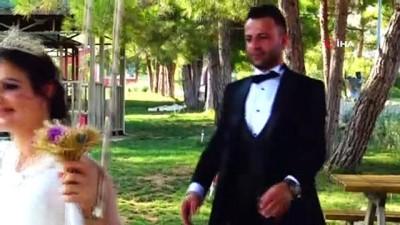 memur -  Zabıta memuru anons yaparak belde halkını düğününe davet etti