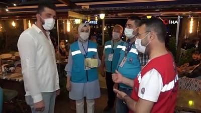 """para cezasi -  Israrla maske takmak istemeyince """"yaz cezamı"""" dedi: Bin 50 lira ceza uygulandı"""