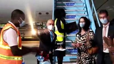 eziler - MOMBASA - Kenya'da turizm pandemiye rağmen canlanmaya başladı