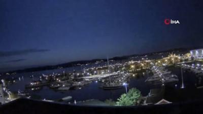 atmosfer -  - Norveç'te atmosfere giren meteor geceyi gündüze çevirdi