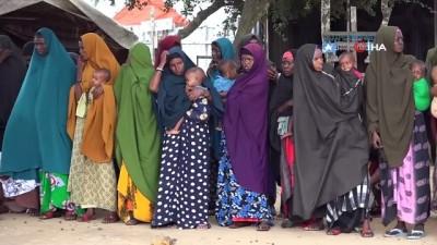 sahit -  Somali halkından Türk dernek üyelerine sevgi seli