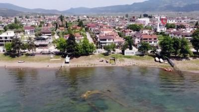 arkeoloji -  Tarihin önemli buluşları arasında gösterilen İznik Bazilikası sulara gömüldü