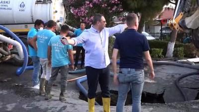 nitelik -  Vatandaşlar Büyükşehir ve Kuşadası Belediyesi ekiplerine teşekkür etti