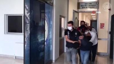 uyusturucu ticareti -  Ankara'da son bir haftada uyuşturucu suçundan 12 kişi tutuklandı