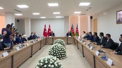 siyasi parti - BAKÜ - Kurtulmuş başkanlığındaki AK Parti heyeti, YAP Genel Başkanvekili Budagov ile görüştü