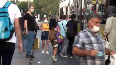 guzergah -  Bayram bitti mesai başladı, Megakent trafikle güne uyandı