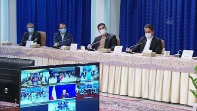 TAHRAN - İran Cumhurbaşkanı Ruhani: 'Çevre ile ilgili komşu ülkelerle daha fazla iş birliği yapmalıyız'