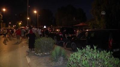 muhalefet - TUNUS - Darbeye karşı çıkanlarla darbeye destek verenler Meclis binası önünde toplandı