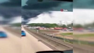 dumanli -  - Almanya'da kimya tesisinde patlama: 5 kişi kayıp