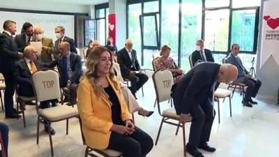 darbe girisimi - ANKARA - TDP Genel Başkanı Sarıgül: 'Kontrolsüz ve plansız göçe, daha fazla mülteciye 'hayır' diyoruz'