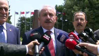 kahramanlik - BAKÜ - TBMM Başkanı Şentop: 'Türkiye-Pakistan-Azerbaycan birliği, dostluğu, kardeşliği çok özel' Videosu