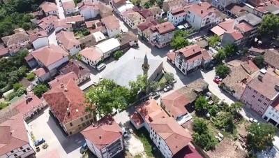 restorasyon - BİLECİK - Mimar Sinan'ın kalfasının inşa ettiği Rüstem Paşa Camii ihtişamıyla ziyaretçilerini bekliyor
